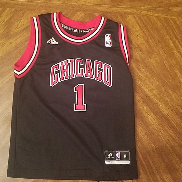 separation shoes fb91b 470d0 Boys Chicago Bulls jersey